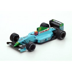 March Leyton House CG901 F1 France 1989 Maurizio Gugelmin Spark S2980