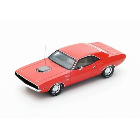 Dodge Challenger RT 426 Hemi 1970 Rouge Spark S3612