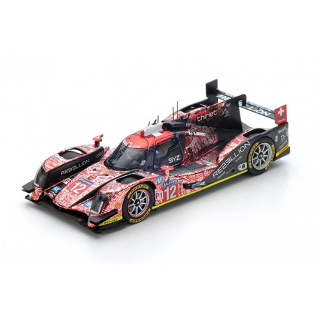 Rebellion R-One AER 12 24 Heures du Mans 2016 Spark S5106