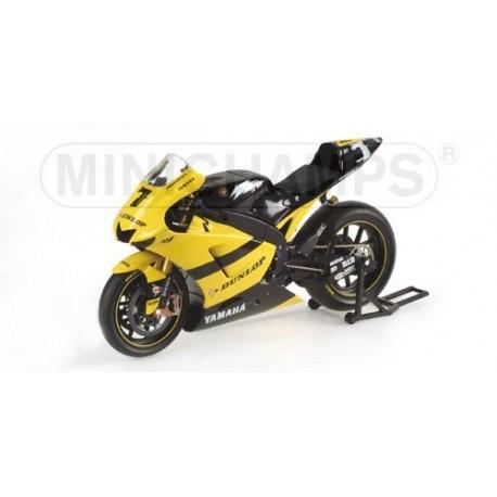 Yamaha YZR M1 Moto GP 2006 Carlos Checa Minichamps 122063007