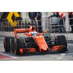 McLaren Honda MCL32 F1 Pre Season Test 2017 Fernando Alonso Spark S5044