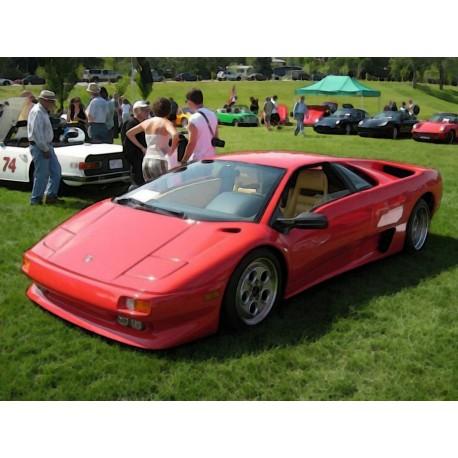 Rouge Diablo Looksmart 1990 Lsdh01 Lamborghini PuOiTkXZ