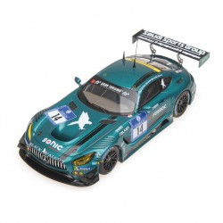 Mercedes AMG GT3 14 24 Heures du Nurburgring 2016 Minichamps 437163014