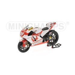 Ducati Desmo16 GP7 Moto GP 2007 Alex Hofmann Minichamps 122070066