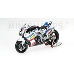 Honda RC212V Moto GP 2007 Carlos Checa Minichamps 122071007