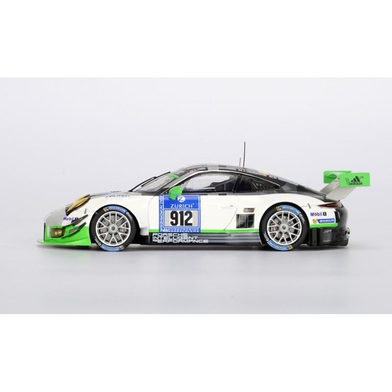 991 Porsche 911 24h Nürburgring 2016 Bergmeister // Lietz 1 of 500 GT3 R