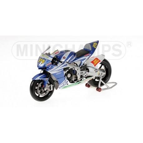 Honda RC212V Moto GP 2007 Toni Elias Minichamps 122071024