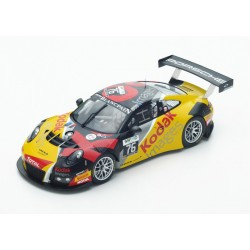 Porsche 911 GT3R 76 24 Heures de Spa-Francorchamps 2016 Spark 18SB003