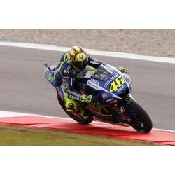 Yamaha YZR M1 46 Valentino Rossi Moto GP Winner Assen 2015 Spark M12020
