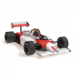 McLaren Ford MP4/1C F1 Test Silverstone 1983 Stefan Bellof Minichamps 537831898