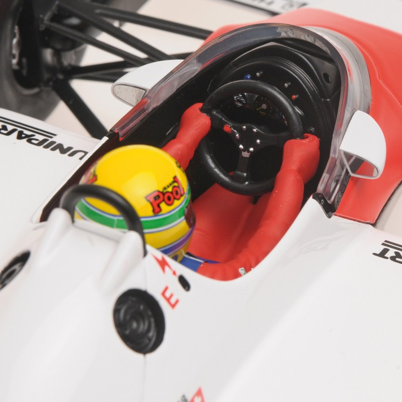 Ford Friends And Family Discount >> McLaren Ford MP4/1C F1 Test Silverstone 1983 Ayrton Senna Minichamps 547831807 - Miniatures ...