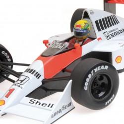 McLaren Honda MP4/5 F1 1989 Ayrton Senna Minichamps 540891801