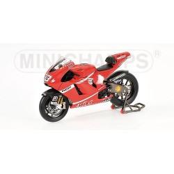 Ducati Desmosedici GP8 Moto GP 2008 Marco Melandri Minichamps 122080033