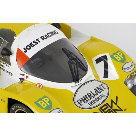 Porsche 956 7 Winner 24 Heures du Mans 1984 Truescale TSM151209
