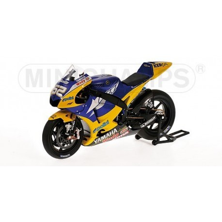 Yamaha YZR M1 Moto GP 2008 James Toseland Minichamps 122083052