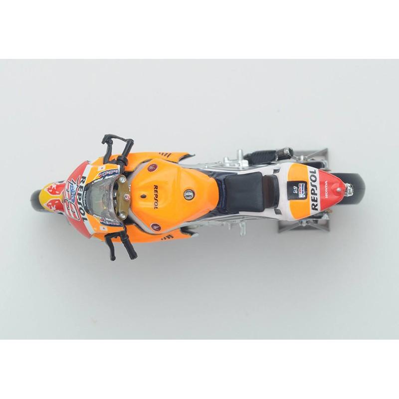 Honda RC213V 69 Moto GP Australie 2016 Nicky Hayden Spark M43033 - Miniatures Minichamps