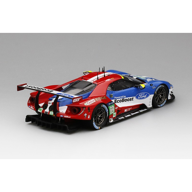 ford gt 69 24 heures du mans 2016 truescale tsm430109 miniatures minichamps. Black Bedroom Furniture Sets. Home Design Ideas
