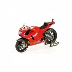 Ducati Desmosedici GP10 Moto GP 2010 Nicky Hayden Minichamps 122100069