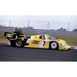 Porsche 956K 7 1000 km du Nurburgring 1984 Spark NA011