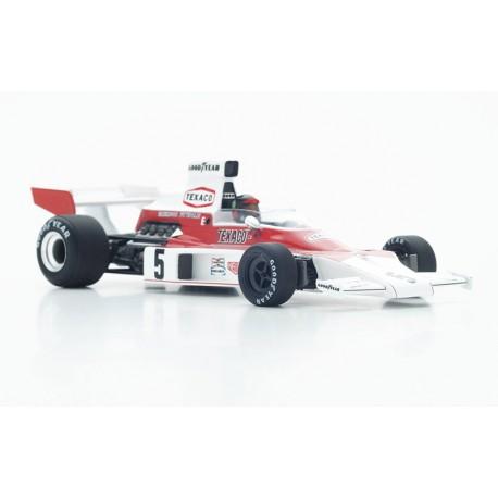 McLaren M23 F1 Brésil 1974 Winner Emerson Fittipaldi Spark S4359