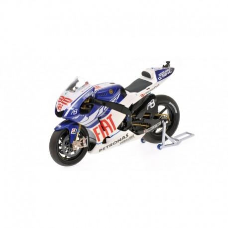 Yamaha YZR-M1 Moto GP 2010 Jorge Lorenzo Minichamps 122103099