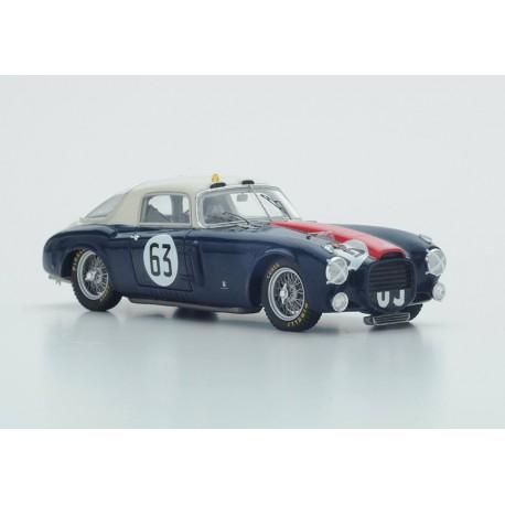 Lancia D20 63 24 Heures du Mans 1953 Spark S4720
