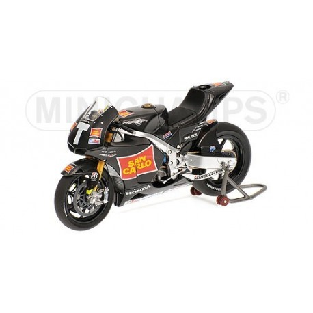 Honda RC212V Moto GP Test Bike 2011 Marco Simoncelli Minichamps 122111168