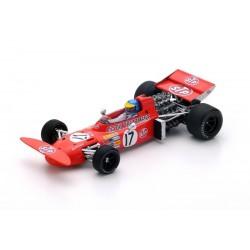 March 711 17 F1 Monaco 1971 Ronnie Peterson Spark S5360