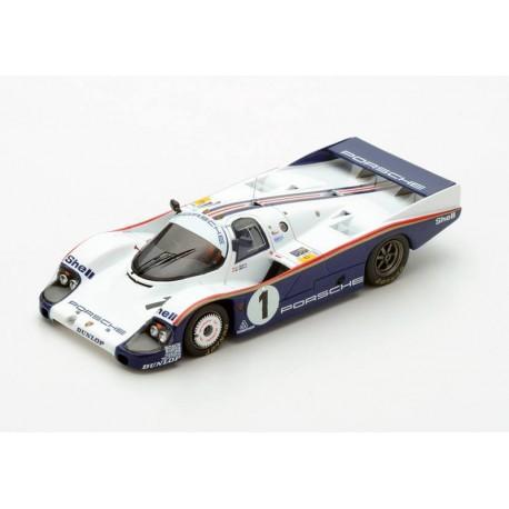 Porsche 956 1 24 Heures du Mans 1983 Spark S5503