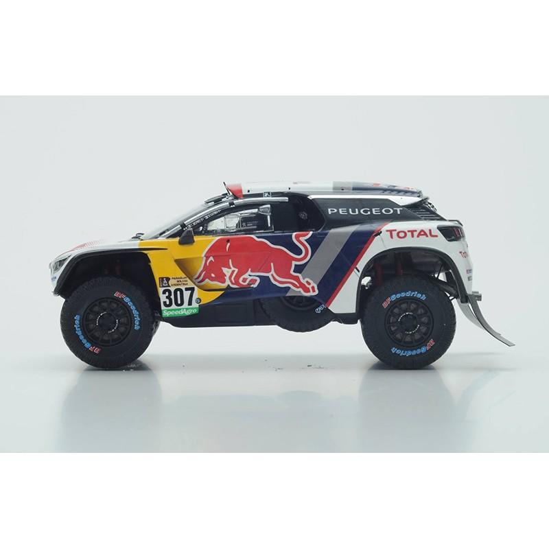 3008 Dkr Peugeot Dakar 307 Despres 2017 Castera Spark S5612 PkZiuOwXT