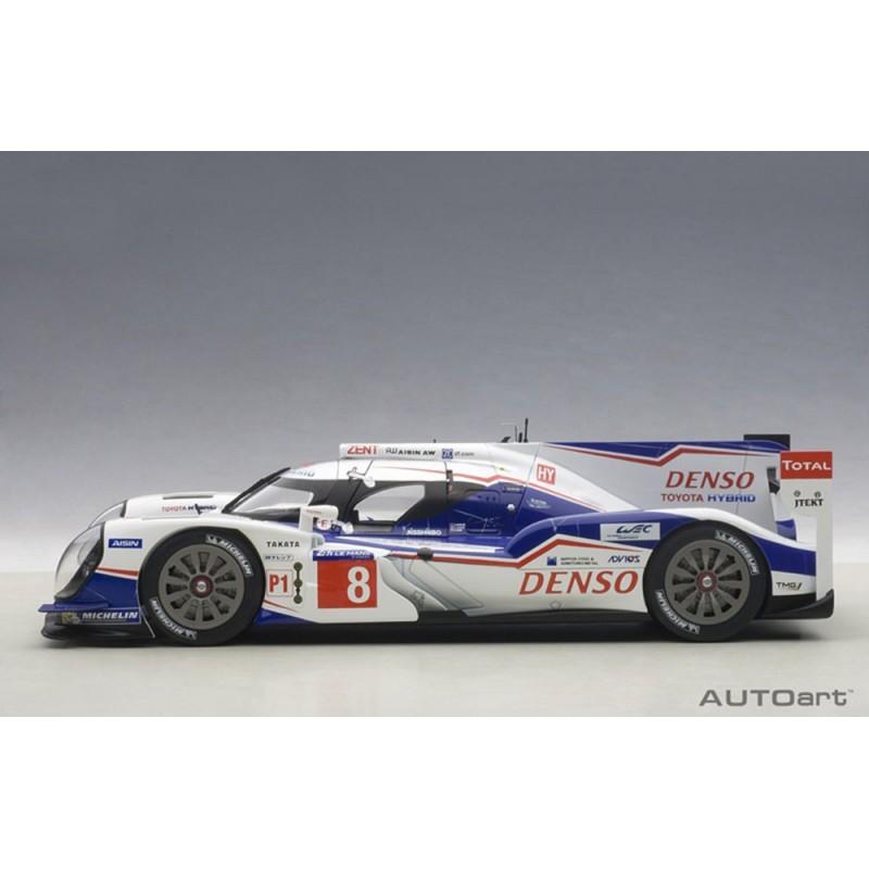 Toyota TS040 Hybrid 8 24 Heures du Mans 2014 Autoart 81416 ...