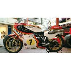 Suzuki RG 500 WC GP 500 1977 Barry Sheene Minichamps 122770007