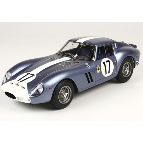 Ferrari 250 GTO 17 24 Heures du Mans 1962 BBR BBR1808