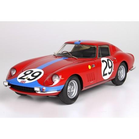 Ferrari 275 GTB 29 24 Heures du Mans 1966 BBR BBR1826