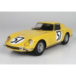 Ferrari 275 GTB 57 24 Heures du Mans 1966 BBR BBR1827