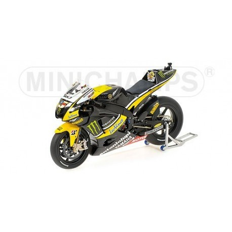 Yamaha YZR-M1 Moto GP 2010 Colin Edwards Minichamps 123103005