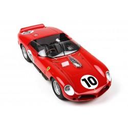 Ferrari 250 TR61 10 24 Heures du Mans 1961 BBR BBRC1804