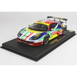 Ferrari 458 GT2 71 24 Heures du Mans 2015 BBR P18117