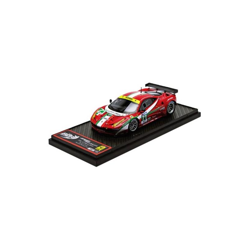 Ferrari 458 Italia GT2 71 24 Heures Du Mans 2012 BBR