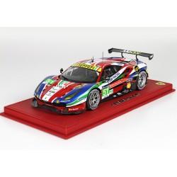 Ferrari 488 GTE Pro 51 24 Heures du Mans 2016 BBR P18136
