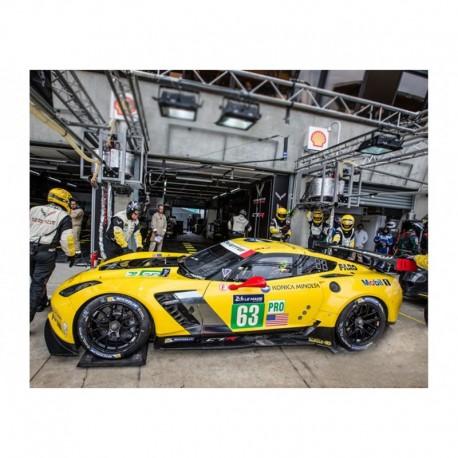 Chevrolet Corvette C7R 63 24 Heures du Mans 2015 BBR C159