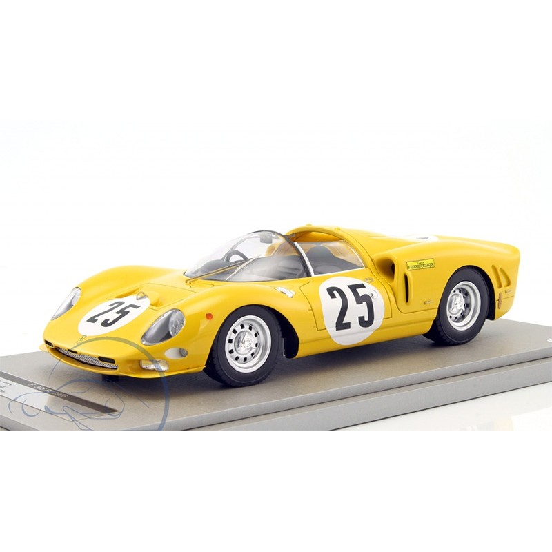 ferrari 365 p2 25 24 heures de daytona 1966 tecnomodel tm1820e miniatures minichamps. Black Bedroom Furniture Sets. Home Design Ideas