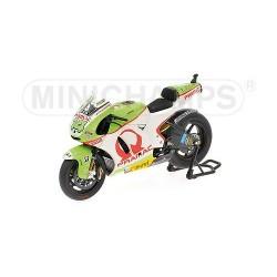 Ducati Desmosedici GP11 Moto GP Qatar 2011 Randy De Puniet Minichamps 123110014