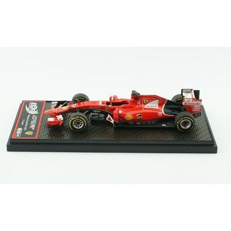 Ferrari SF15-T F1 Malaisie 2015 Sebastian Vettel BBR C169A