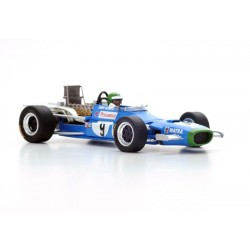 Matra MS11 F1 Mexique 1968 Henri Pescarolo Spark S4358