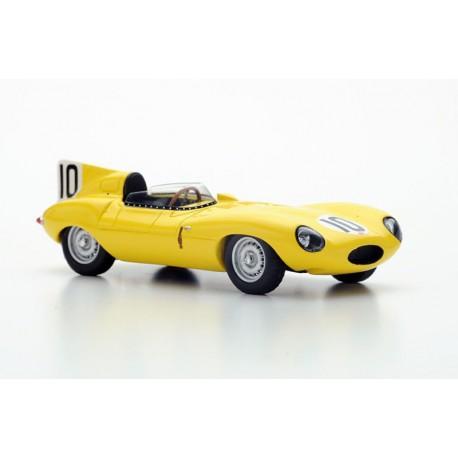Jaguar D 10 24 Heures du Mans 1955 Spark S4388