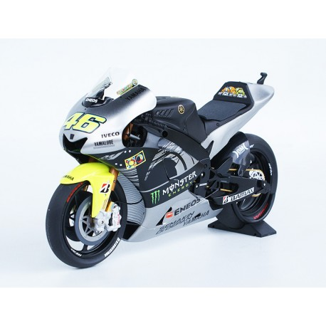 Yamaha YRZ-M1 Moto GP Test Sepang 2013 Valentino Rossi Minichamps 122133956