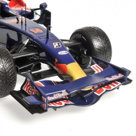 Scuderia Toro Rosso STR3 Italie 2008 Sébastien Bourdais Minichamps 150080014