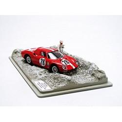 Ferrari 250 LM 28 24 Heures du Mans 1965 Best Model Best9608
