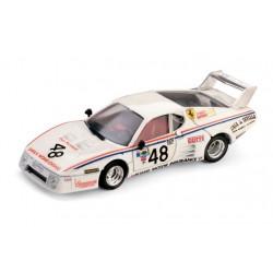 Ferrari 512 BB 48 24 Heures du Mans 1981 Brumm R211